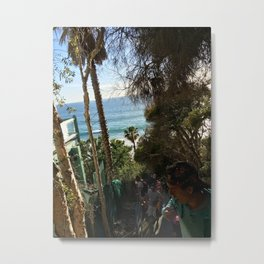 Lovely Laguna  Metal Print