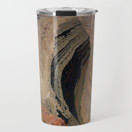 The Goosnecks - A Meander Of The San Juan River Travel Mug