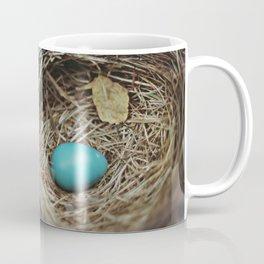 Robin's Egg Nest Coffee Mug