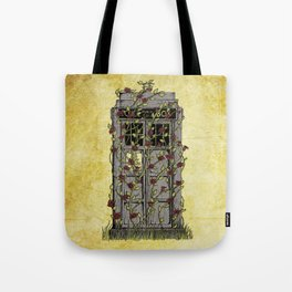 Rose- Doctor Who Tote Bag