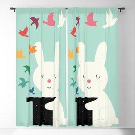 Magic Of Peace Blackout Curtain