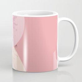 Oh She's A Scorpio Coffee Mug