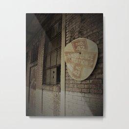 TCI Series 4 Metal Print