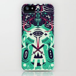 Spirit of the gods iPhone Case