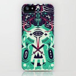 Spirit of the gods iPhone Case