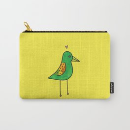 Bird Brain Carry-All Pouch
