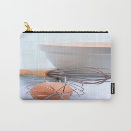 The Egg and The Whisk  Carry-All Pouch
