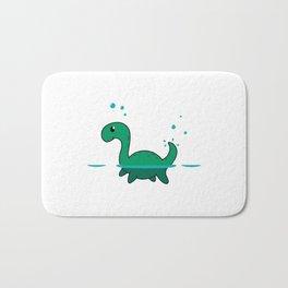 Swim, Little Nessie! Bath Mat
