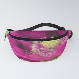 Violet Vision by Reay of Light Photography Fanny Pack