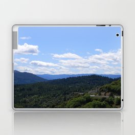 Over the valley.... Laptop & iPad Skin