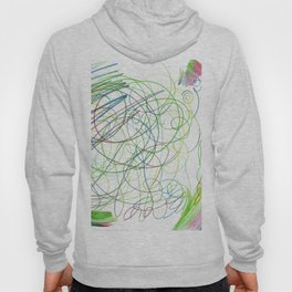 Happiness Boosting Colored Pencils Hoody