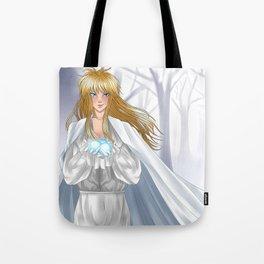 [Labyrinth] Winter Winds - Jareth Tote Bag