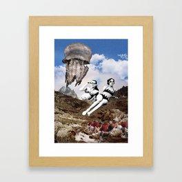Сondensate Framed Art Print