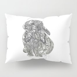 Sweet Bunny Pillow Sham