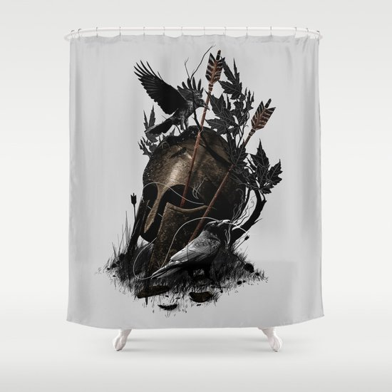 Legends Fall Shower Curtain