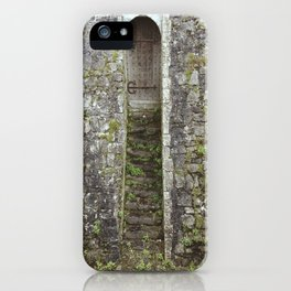 Ancient Doors iPhone Case