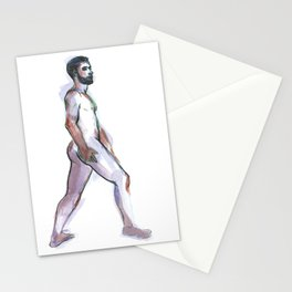 ED, Nude Male by Frank-Joseph Stationery Cards