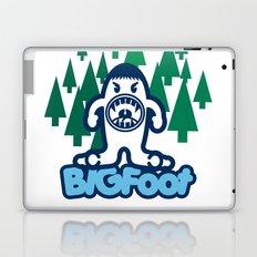 Big Foot Laptop & iPad Skin