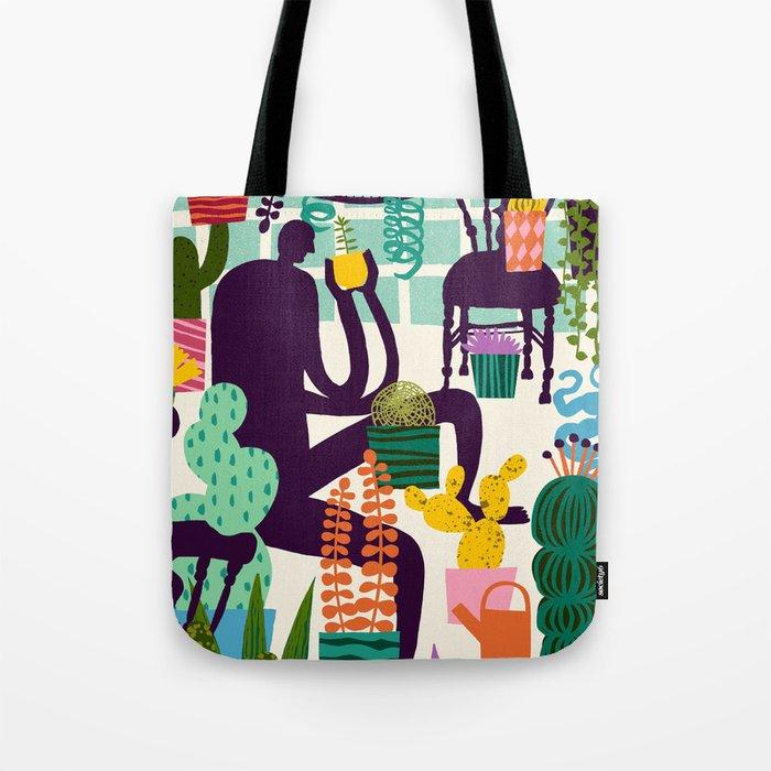 Natural Recall poster design Tote Bag
