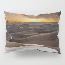 Great Sand Dunes National Park and Preserve Colorado Pillow Sham