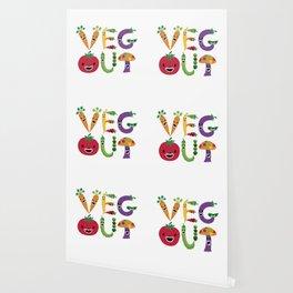 Veg Out Wallpaper