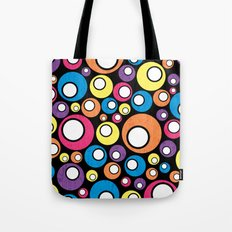 More Retro All Sorts. Tote Bag