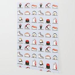 Sushi Yoga Wallpaper