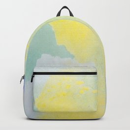 "Odilon Redon ""Beatrice"" Backpack"