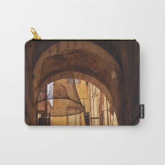 ARCHWAY - Sardinian fish traps - Sardinia Carry-All Pouch