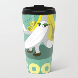 Cool Bananas! Metal Travel Mug