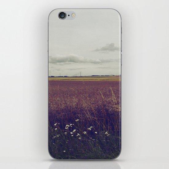 Autumn Field III iPhone & iPod Skin