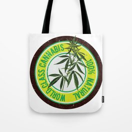 World Class Cannabis Tote Bag
