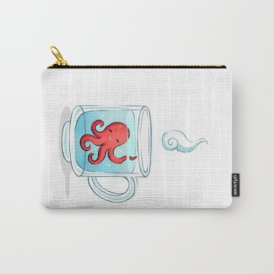 Octopus Tea Carry-All Pouch