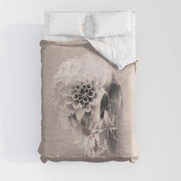 Decay Skull Light Comforters