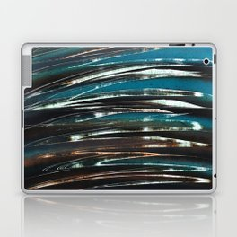 Wave Abstract Laptop & iPad Skin