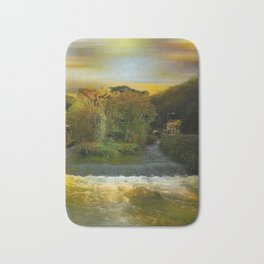 The River Yeo Bath Mat