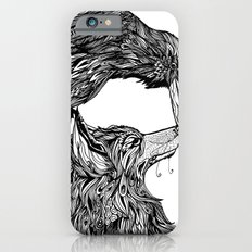 Fox and the Crow iPhone 6 Slim Case