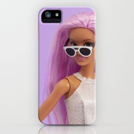 Fabulous in sunnies iPhone Case