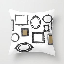 assimilation 2 Throw Pillow