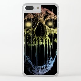 Soul Eater Clear iPhone Case
