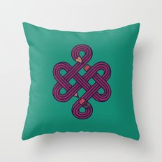 Endless Creativity Throw Pillow