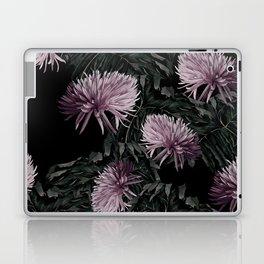 Night Floral Laptop & iPad Skin