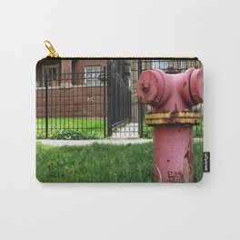 Rusty Hydrant Carry-All Pouch