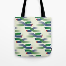 Breakaway - Grassy Field Tote Bag