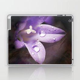 Little Bellflower---Campanula Laptop & iPad Skin