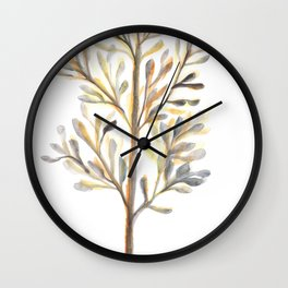 170404 Random 5 |Modern Watercolor Art | Abstract Watercolors Wall Clock