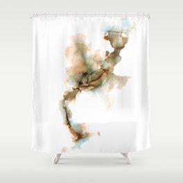 Mystery Island Shower Curtain