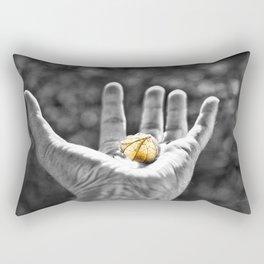 Fairy Lantern Found Rectangular Pillow