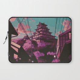 Hasetsu Castle Laptop Sleeve