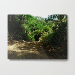 Outdoors @ Rincon Puerto Rico Metal Print